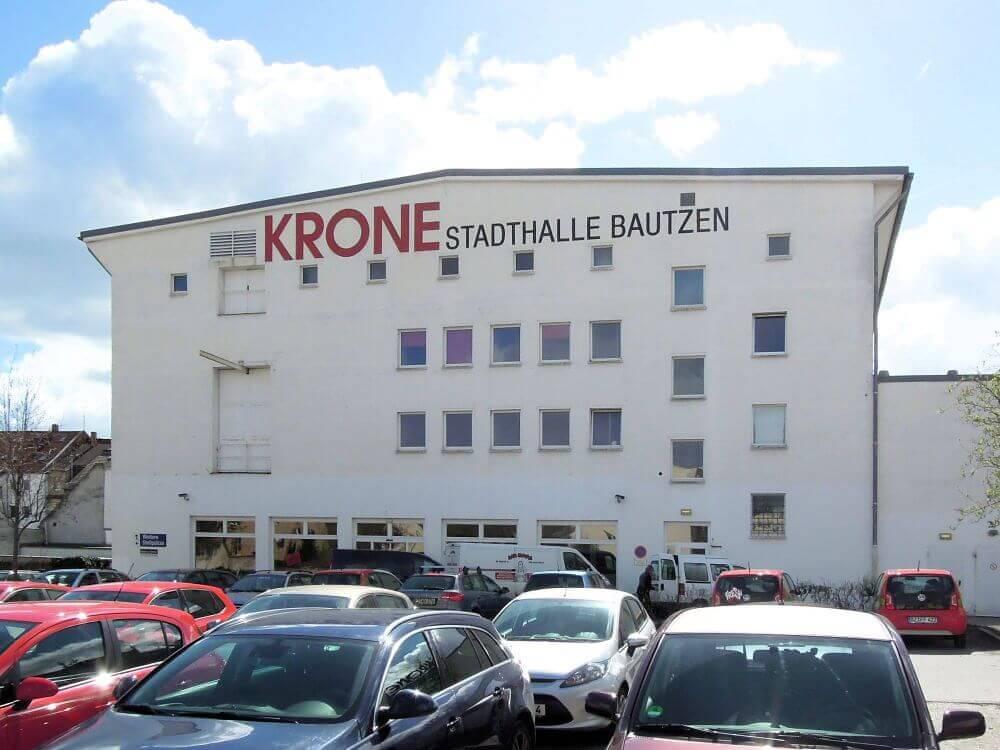 Stadthalle Krone