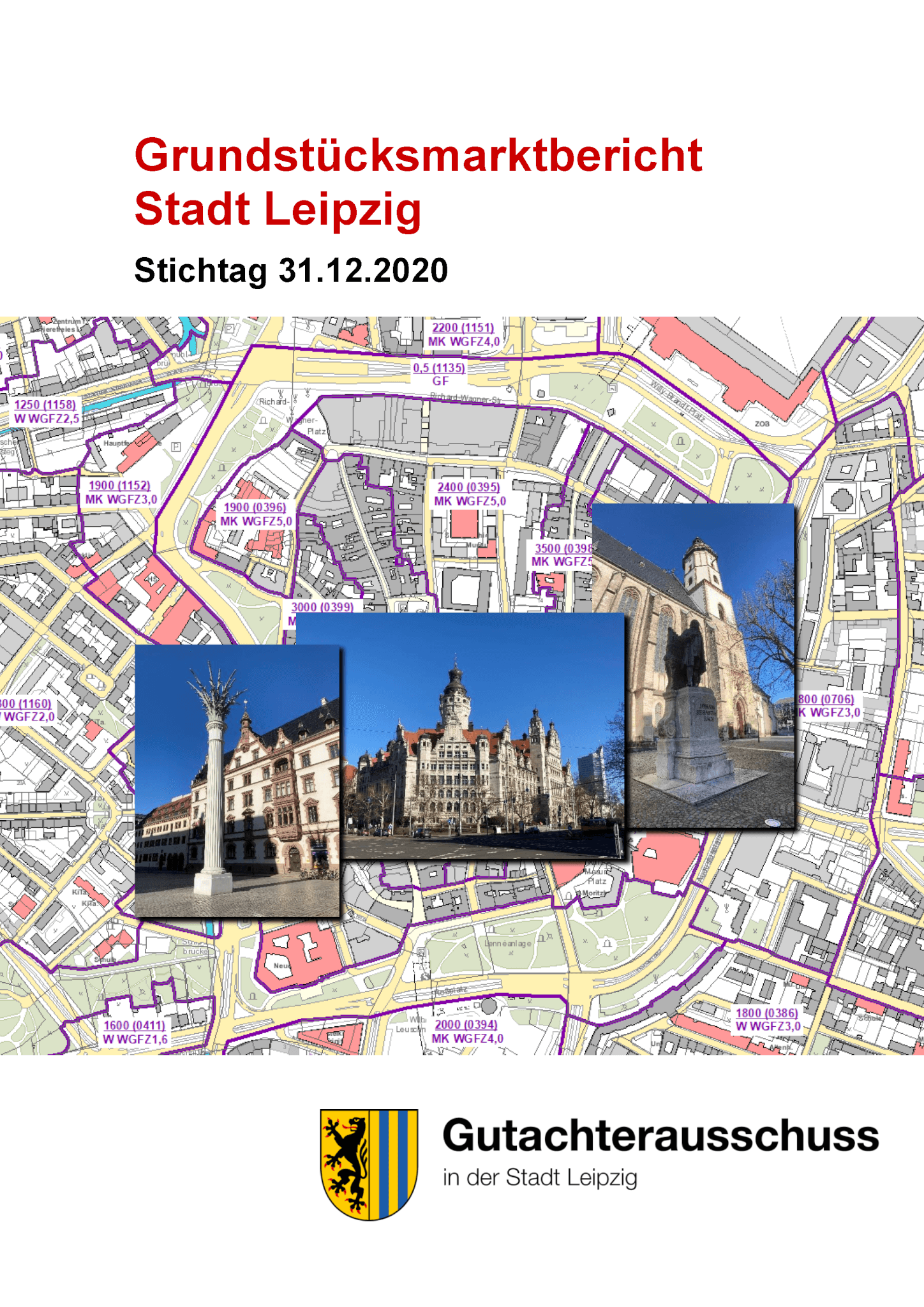 Grundstücksmarktbericht Leipzig 2020